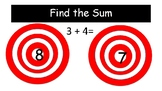 Addition and subtraction Target Game
