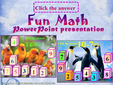 Addition and subtraction - PowerPoint Lesson - Back to sch