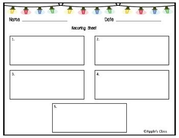 Christmas Math Word Problems (Addition and Subtraction)