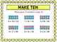 Addition basic fact strategies posters, cards, and lapbook