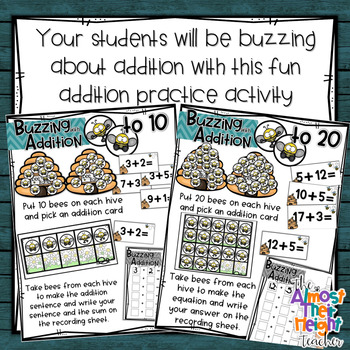 Addition - basic facts to 20