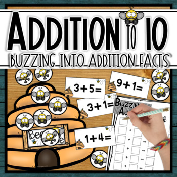 Addition - basic facts to 10