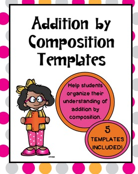Addition by Composition Templates (Freebie!)