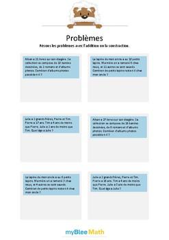 Addition et soustraction 5 - Additions et soustractions dans le même problème