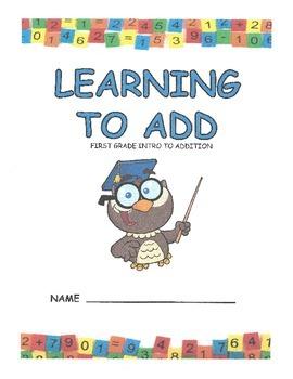 Addition - (first grade intro)