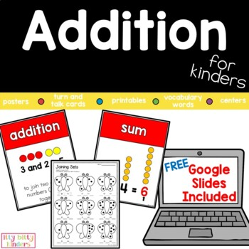 Addition for Kinders