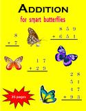 Addition (for smart butterflies)