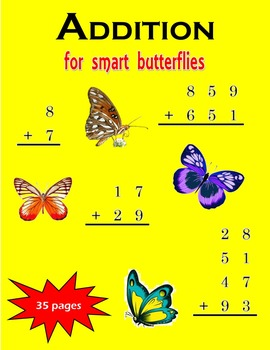 Addition (for smart butterflies)