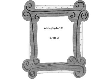 Addition game up to 100 (2.NBT.5)