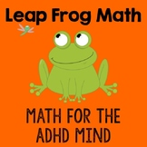 Addition and Subtraction Games for ADHD and Active Learner