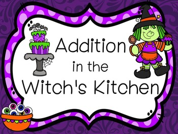 Addition in the witch's kitchen