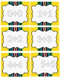 Addition math doubles!