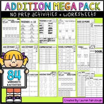 Addition mega pack