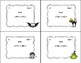 Addition of Integers-2 Terms-Mixed Positive and Negative-Task Cards-Halloween