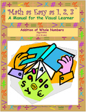 Addition of Whole Numbers-Algorithim (3rd Grade)