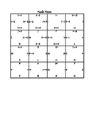 Addition puzzle: Christmas Theme