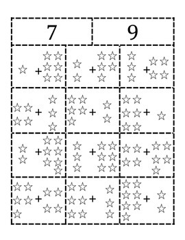 Addition sort 7 and 9