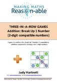 Addition strategy - Break Up 1 number 2-digit compatible n