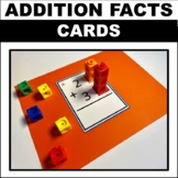 Addition Facts Activity Cards
