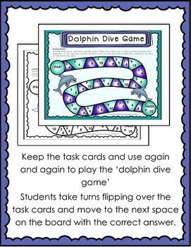 Addition to 10 - Addition to Ten - Board Game, Task Cards, Write the Room
