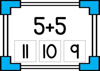 Addition to 10 Interactive Task Cards (Boom Cards)