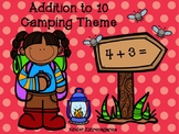 Addition to 10 Camping Theme