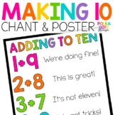 Making 10 Chant and Poster