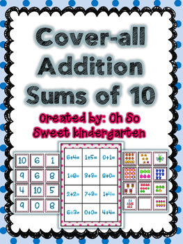 Addition to 10 Cover-all