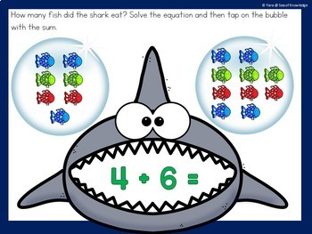 Addition to 10 Feed the Shark Boom Digital Slides