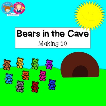 Addition to 10 Game Bears in the Cave for K-1