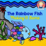 Rainbow Fish in the Ocean for K-1 - Addition to 10 Game