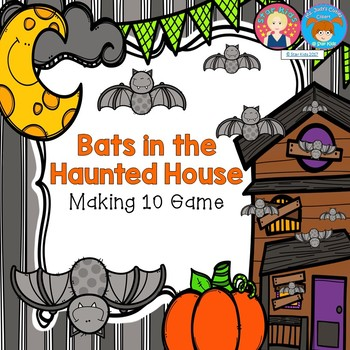 Addition to 10 Game Bats in the Haunted House for K-1