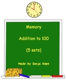 Addition to 10 - Memory cards - 5 sets