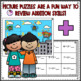 Addition to 10 Picture Grid Puzzles