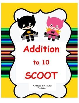 Addition to 10 Scoot