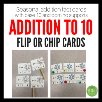 Addition to 10 Seasonal Clip Cards