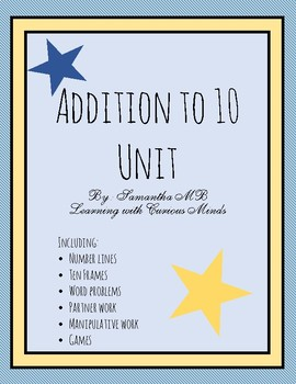 Addition to 10 Unit