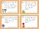 Addition to 10 Word Problem Write and Wipe Cards
