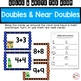Doubles and Near Doubles Write the Room Math
