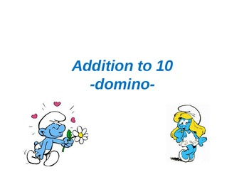 Addition to 10-domino