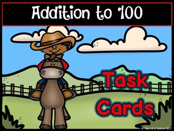 Addition to 100 Task Cards