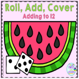 Addition to 12 Roll Add Cover Watermelon Themed Freebie
