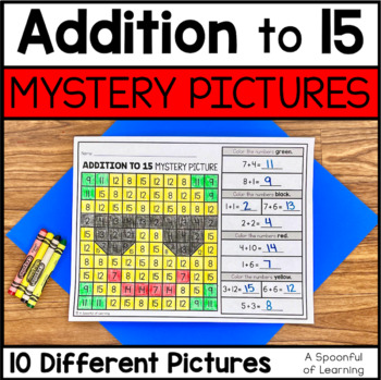 Addition to 15 Mystery Pictures