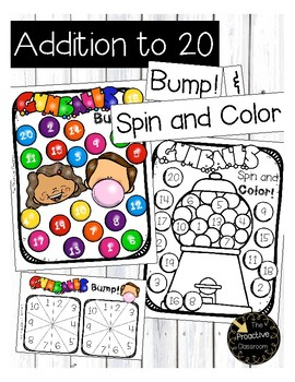 Addition to 20 Bump and Spin and Color