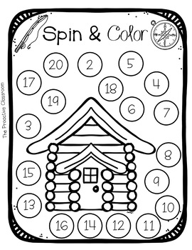 Addition to 20 Camping Bump & Spin and Color