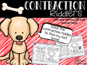 Addition to 20 & Contraction Riddlers
