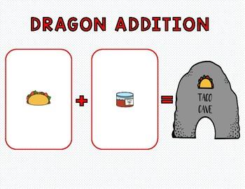 Addition to 20:  Dragon Addition