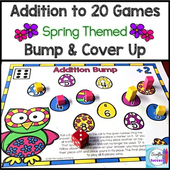Addition to 20 Games Bump and Cover Up Spring