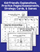 Addition to 20 FREEBIE + Practice Pages, Strategies, Games