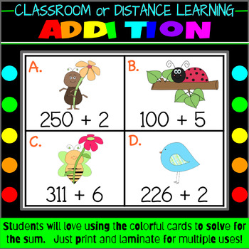 Addition to 40 Without Regrouping Games